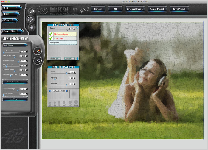 Auto FX Software Photoshop Plug-Ins - DreamSuite Ultimate Gen1 - Exclusive 28% Off New Purchase 20% off Upgrades