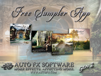 Free Full Version Auto FX Software Photoshop Plug-ins - receive 28% Discount on Purchase of Mystical Focus Gen1