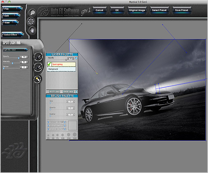 Auto FX Software Photoshop Plug-Ins - Mystical Lighting & Ambiance Gen1 - Exclusive 28% Off New Purchase 20% off Upgrades