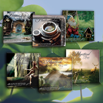 Auto FX Software Photoshop Plug-Ins - Mystical Focus Gen1 - Exclusive 28% Off New Purchases 20% OFF Upgrades