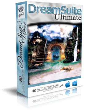 DreamSuite Ultimate Gen1 Photoshop Plugin Box Shot