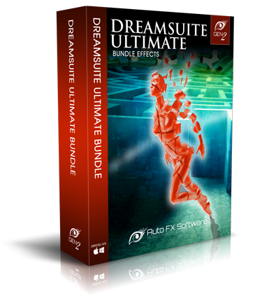 DreamSuite Ultimate Bundle Gen2 Photoshop Plugin Box Shot