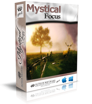 Mystical Focus Gen1 Photoshop Plugin Box Shot