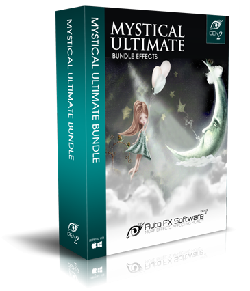 Mystical Ultimate Bundle Gen2 Photoshop Plugin Box Shot