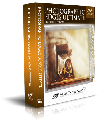 PhotoGraphic Edges Gen2 Photoshop Plugin Box Shot