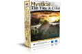 Mystical Tint, Tone & Color Gen1 Photoshop Plugin Small Box Shot