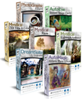 Auto FX Software Product Line Bundle Photoshop Plugin Small Box Shot