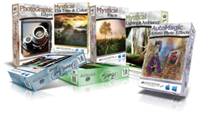 Auto FX Software Photoshop Plugins Product Line Bundle Offer