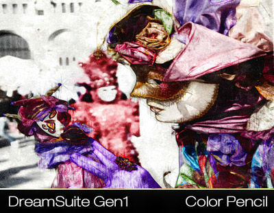 DreamSuite Ultimate Gen1 Photoshop Plugin - Photo Effect Example 1